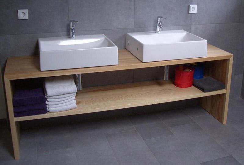 Holzmöbel Bad badmöbel schreinerei ebi die holzwerkstatt