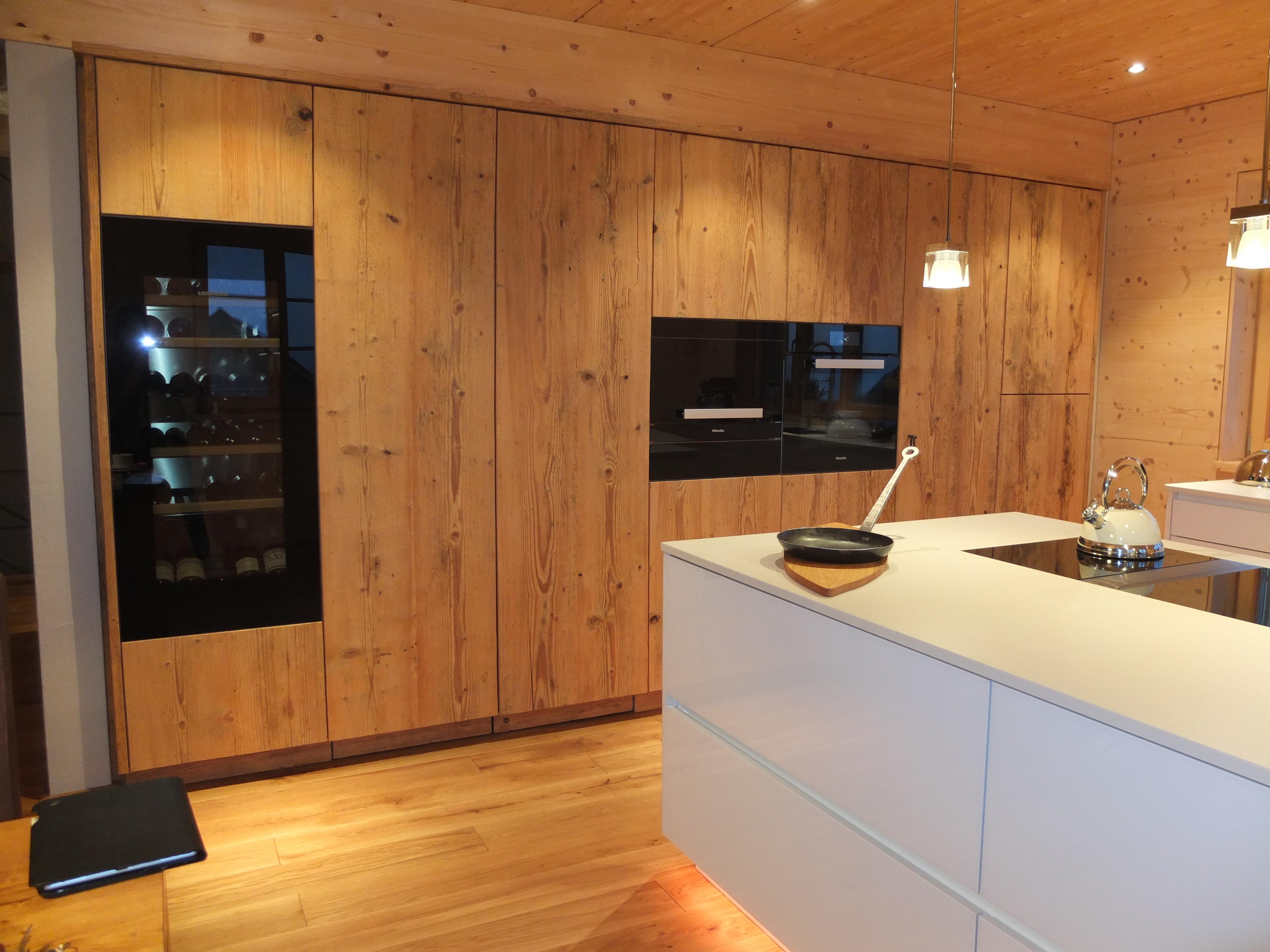 Küche - Schreinerei Ebi die Holzwerkstatt